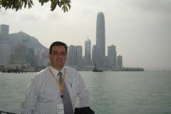De Zotti na Feira de Hong Kong, na China