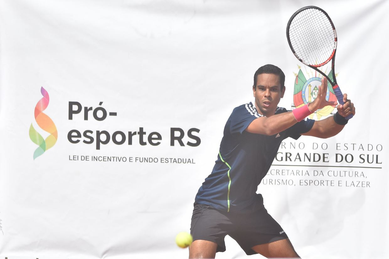 Daniel Silva é o destaque no Super Tênis RS – Copa Docelina
