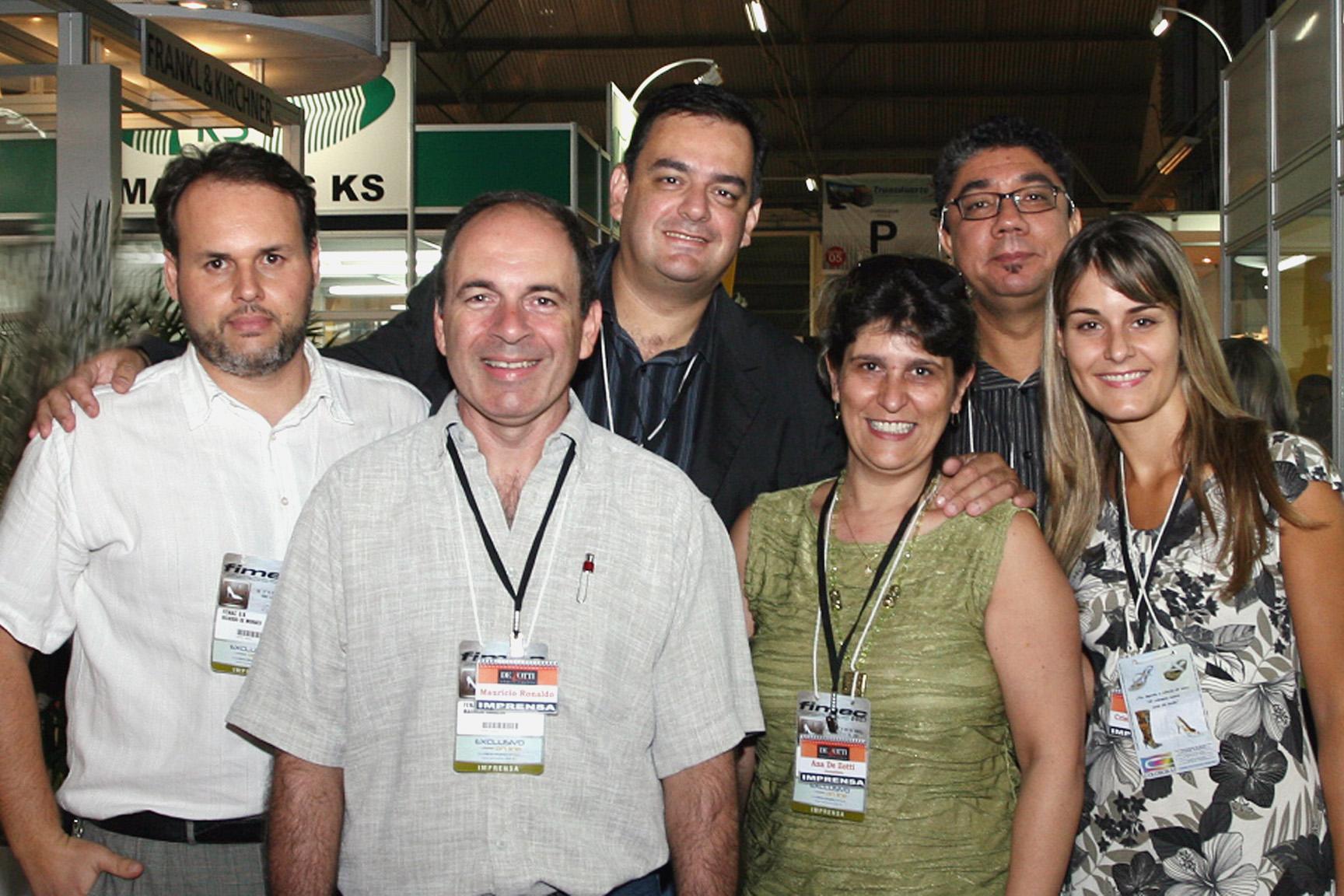 Equipe da Fimec 2007