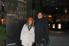 No The Wall Street Journal, NYC - USA