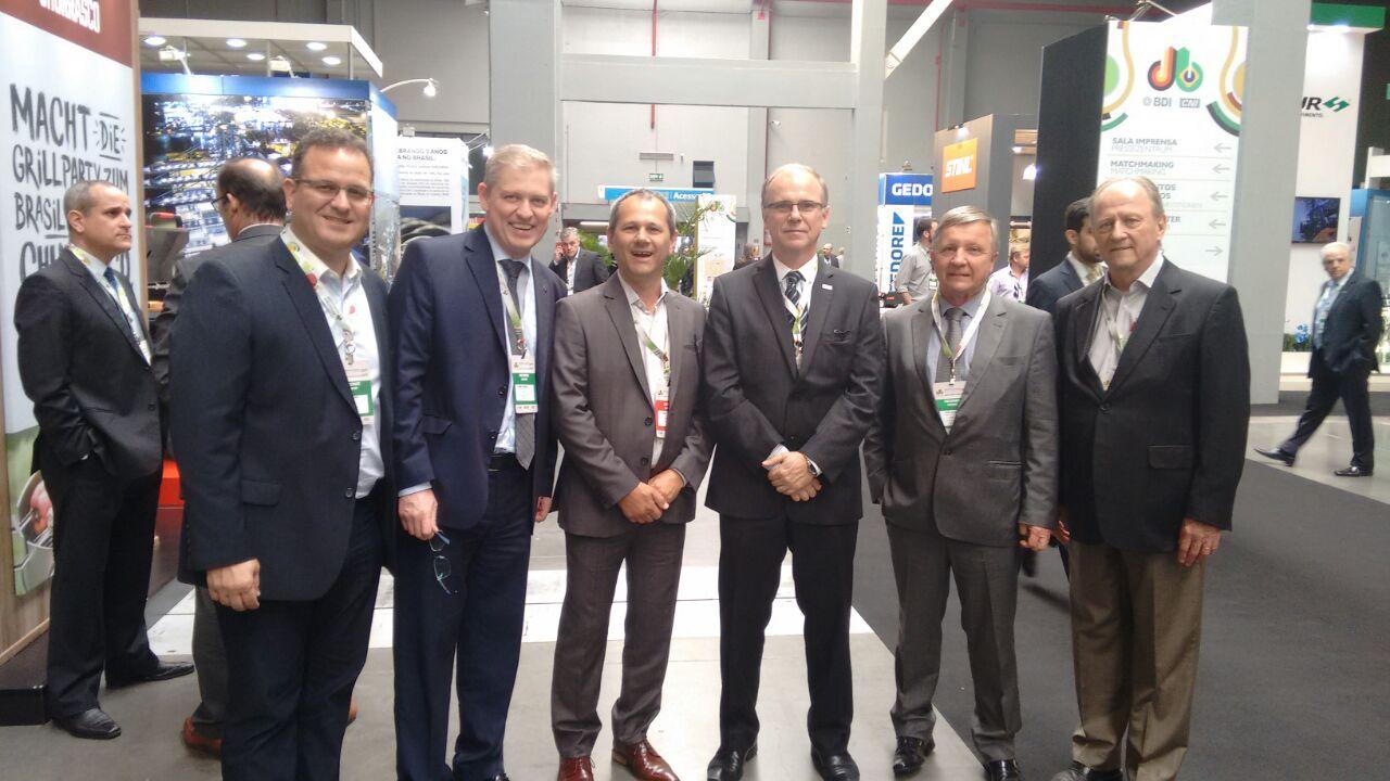 ACI participa do 35º Encontro Econômico Brasil-Alemanha