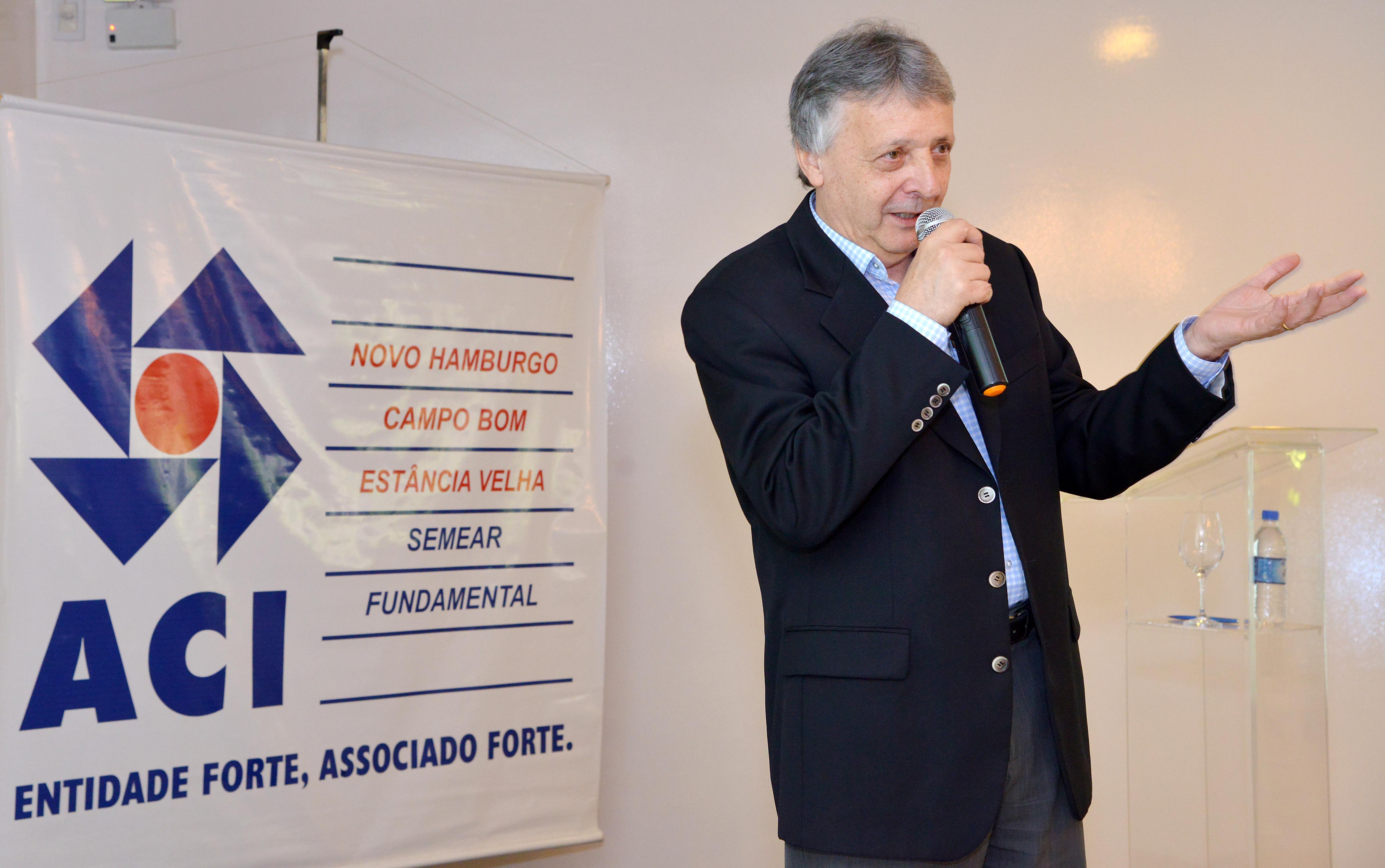 Prato Principal da ACI tratou sobre a ambiência Brasil para o empreendedorismo