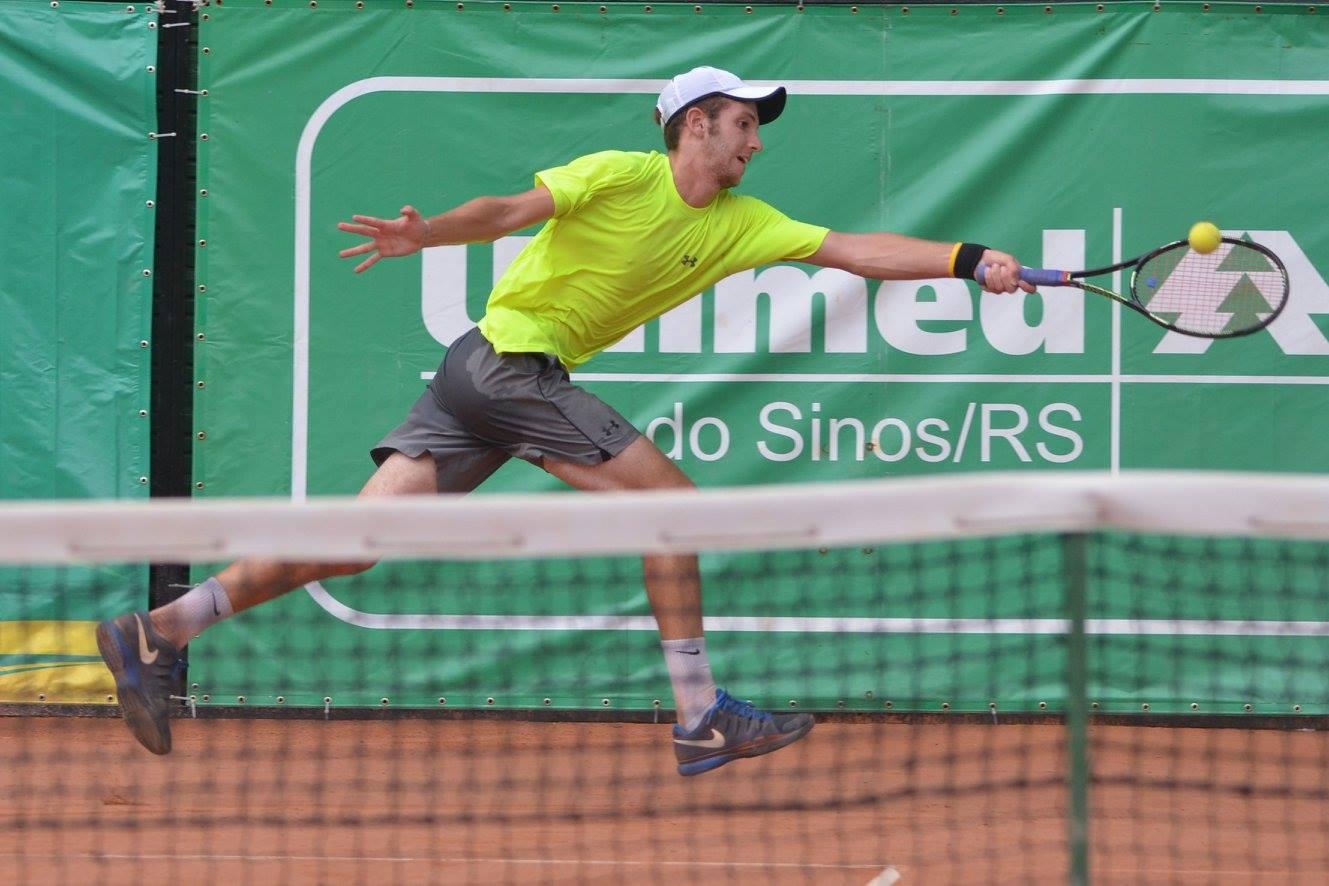 Copa Unimed VS será válida pelo Sul Brasileiro de Tênis
