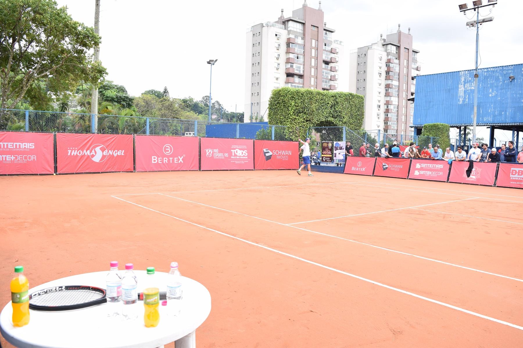 Copa Thomás Engel de Tênis está confirmada para setembro