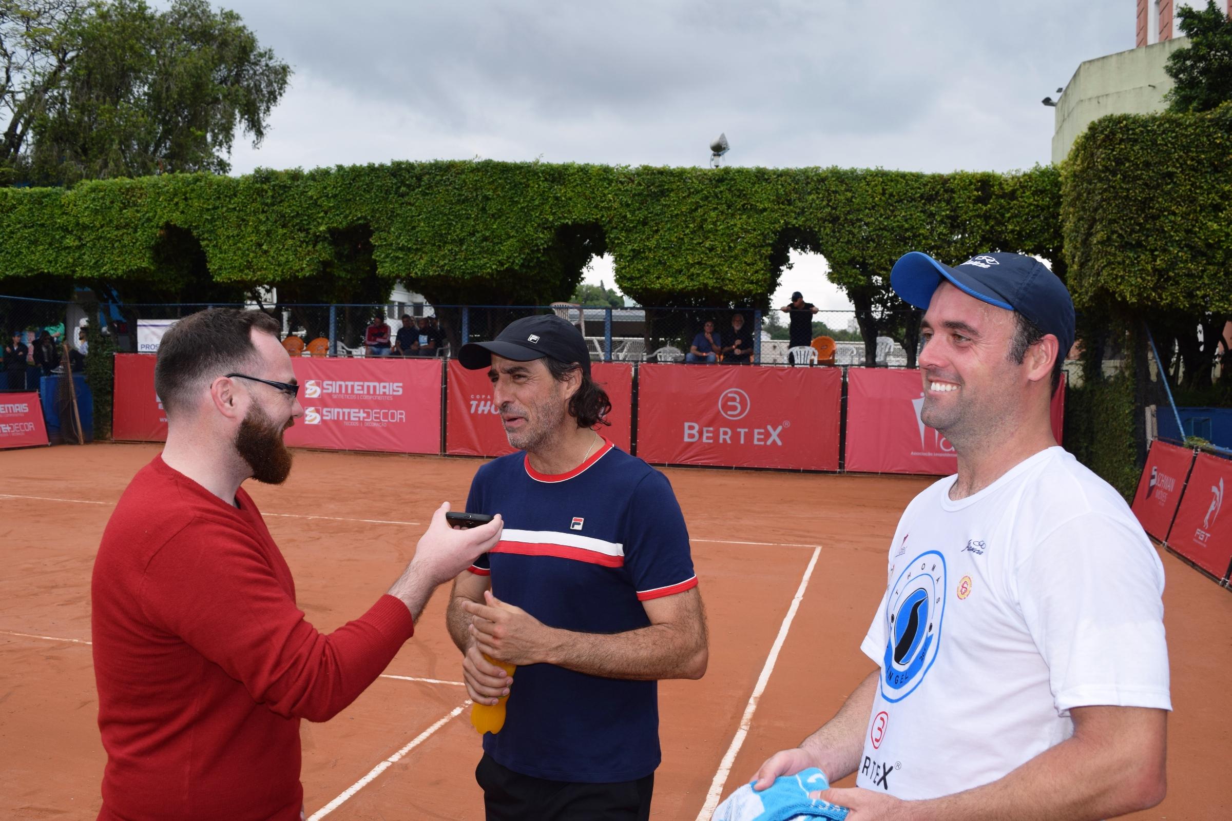 Copa Thomás Engel de Tênis já recebe inscrições