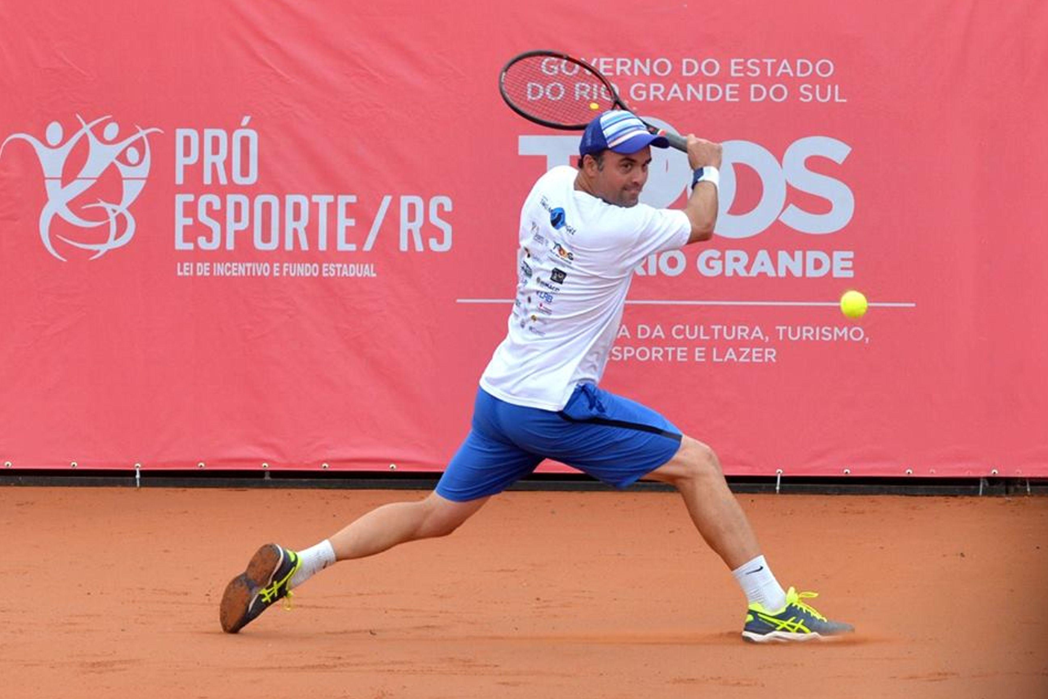 Copa Thomás Engel de Tênis segue com inscrições abertas