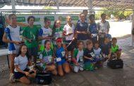 Tenistas do RS, SC e PR comemoram títulos na Copa Unimed VS