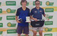 Copa Unimed VS de Tênis define os campeões da 6ª etapa do Sul Brasileiro