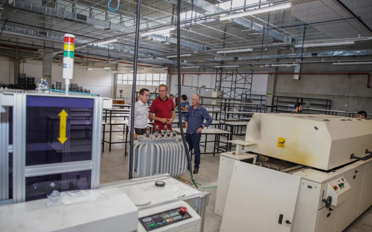 TCS, associada ao Simecan, começa a operar no Parque Canoas de Inovação
