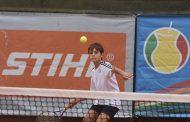 Garotada faz a festa na segunda etapa do Circuito de Tênis Gaúcho