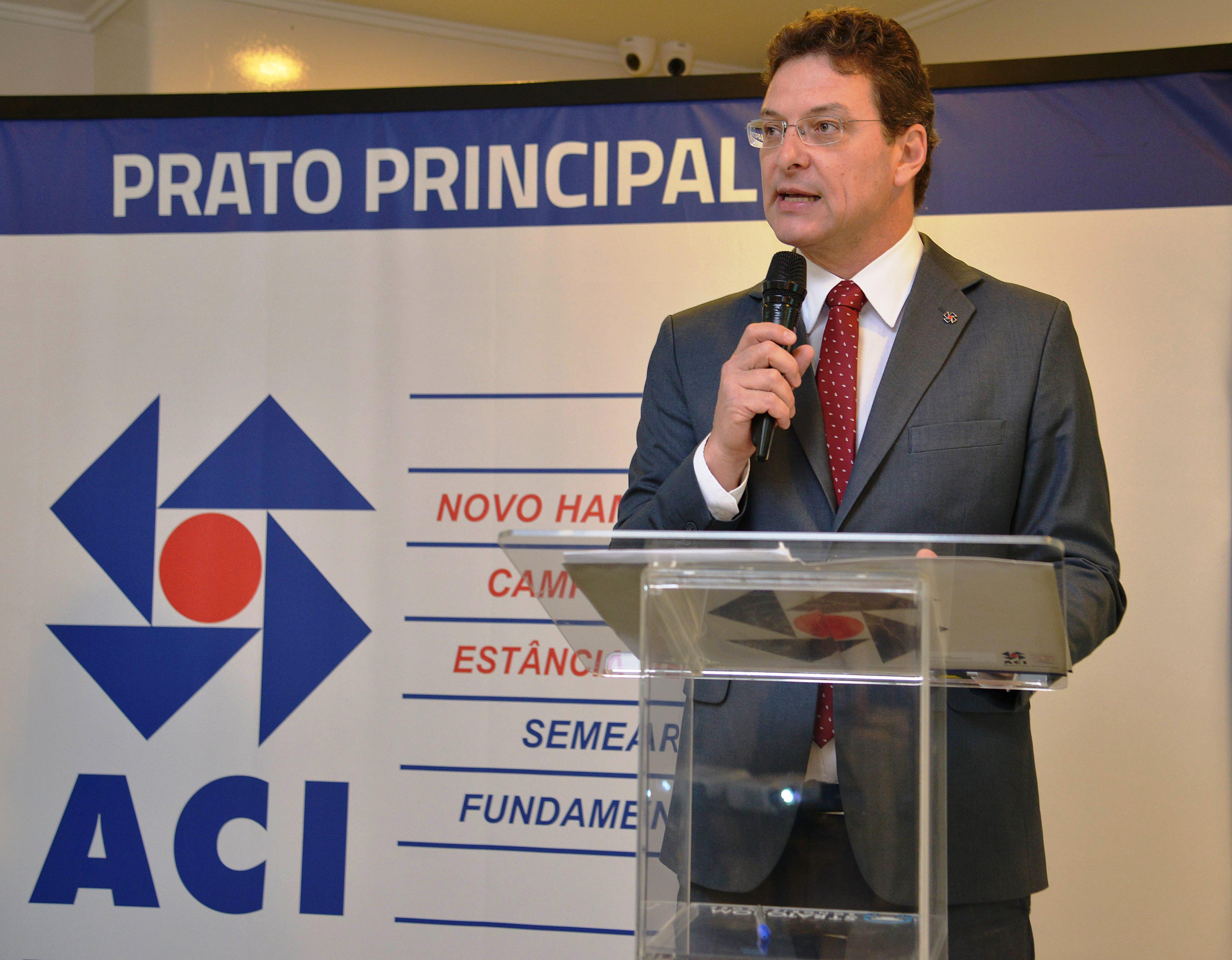 Marcelo Lauxen Kehl tem o nome referendado pelo Conselho de ex-presidentes para seguir no comando da ACI