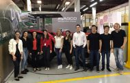 Jovens Empreendedores da ACI visitam a fábrica de tratores AGCO em Canoas