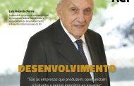 Primeira edição da Revista O Empresário, no ano do centenário da ACI, já está circulando