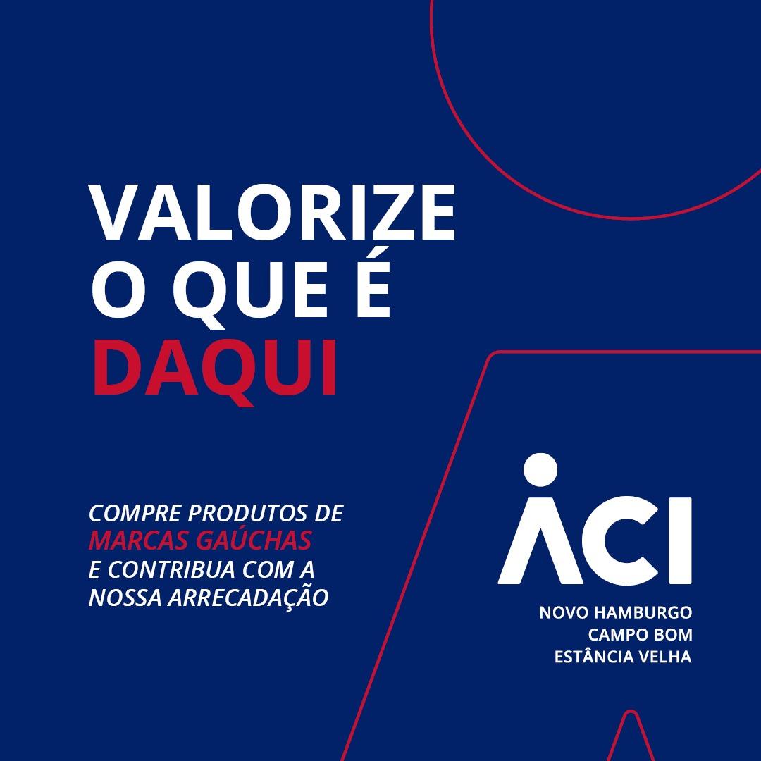 ACI lança campanha focando na valorização do consumo da produção gaúcha