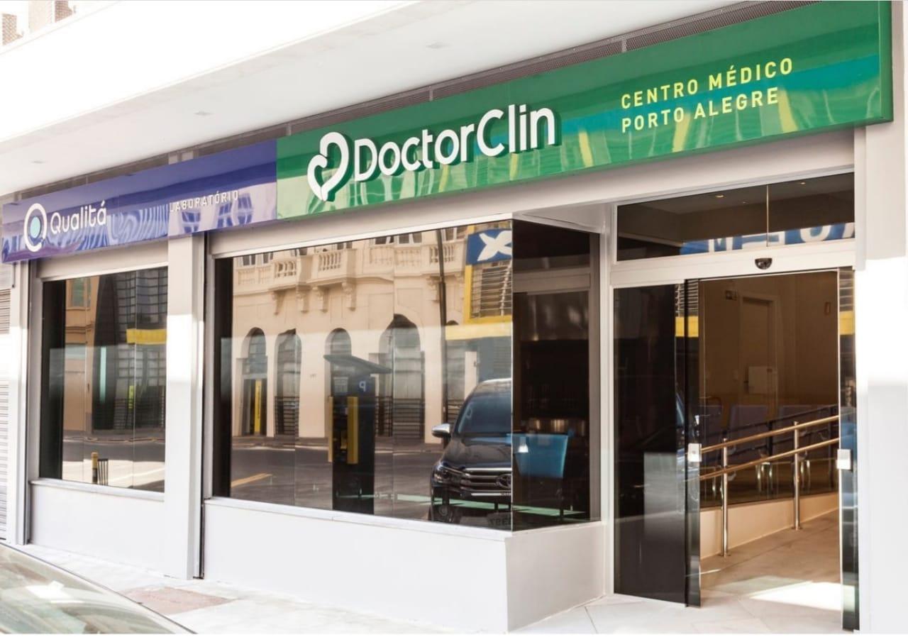Doctor Clin abre Centro Médico em Porto Alegre