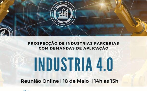 Indústria 4.0 será tema de reunião on-line do IEITEC com apoio do Simecan