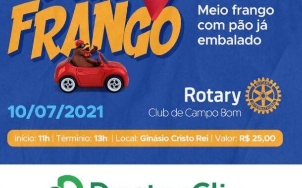 Doctor Clin é parceira master no segundo Drive Frango do Rotary de Campo Bom